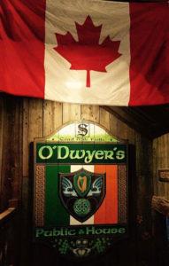 Canada-Irish